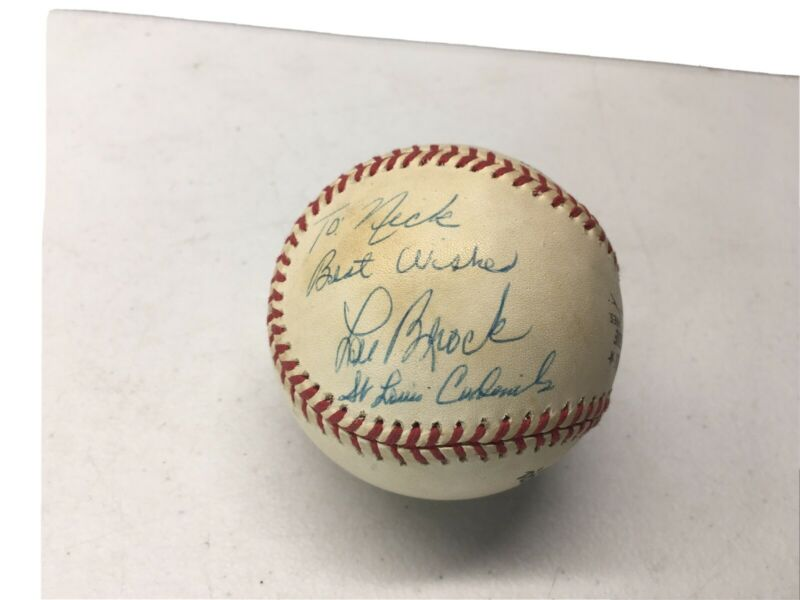 1/1 AWARD NICK CARTER BACKSTREET BOYS TO NICK BEST WISHES SIGNED LOU BROCK BALL