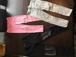 Girls pants/leggings  size 5