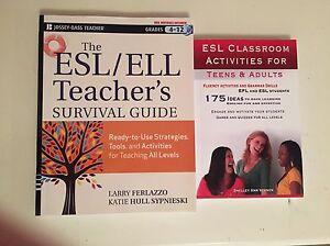 ESL Teacher Books - Perfect Condition