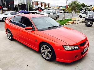 2005 Holden commodore SV6  with rego Dandenong Greater Dandenong Preview