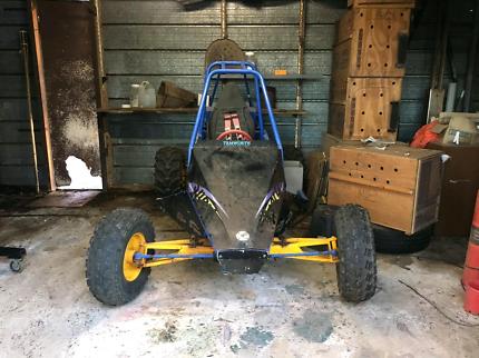 Edge performance dune buggy
