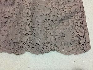 Joe Fresh Lace Skirt