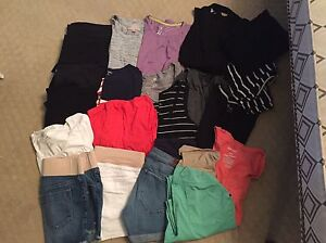 LOT of maternity clothes for sale 22 pieces