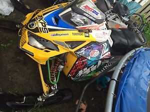 Skidoo for sale asking 4800$