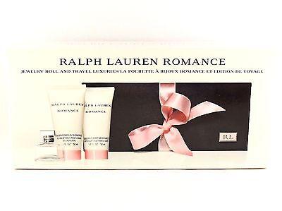 Ralph Lauren Romance 7ml .25oz Mini + 50ml 1.7oz Moisturi...