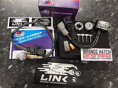 LINK ECU G4 G4+ CAN LAMBDA With Bosch LSU 4.9 Lambda Sensor