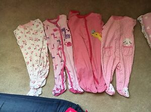 Carters and Pekkle Sleepers - Size 6 months