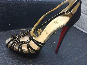 Christian Louboutin stillettoes Dee Why Manly Area Preview