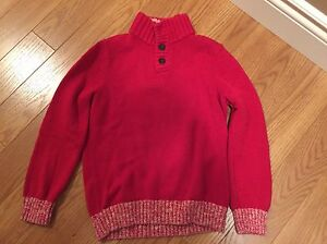 Lands end sweater size 10/12