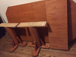 Solid Wood Dinning Table London Ontario image 4
