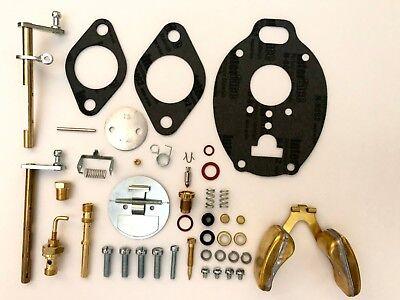Ford 800 Series Marvel Schebler Tsx662769 813 Carburetor Major Kit W Float