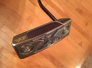Scotty Cameron Putter: 2016 Cameron & Crown Newport M2 Mallet
