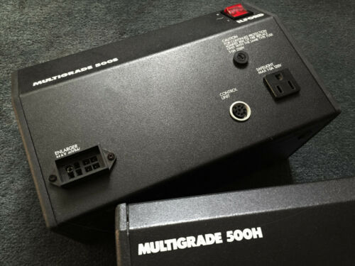 Ilfospeed Ilford 500 Multigrade Outfit VCCE WILL SHIP WORLDWIDE