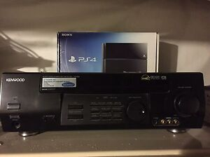 Kenwood Home Theatre Receiver