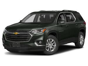 2019 Chevrolet Traverse Leather, 2xS/R