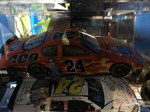 Jeff Gordon 400 th start NASCAR diecast rare