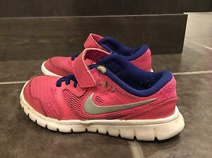 Girls Nike sneakers size 12