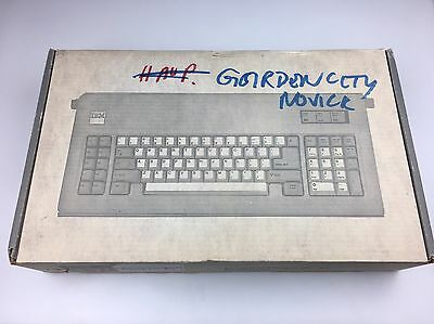 Vintage Ibm Clicky Pc At Keyboard In Box 6450200 Model F 84 Key   Usb Compatible