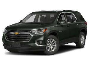 2019 Chevrolet Traverse JET BLACK, CLOTH SEAT TRIM
