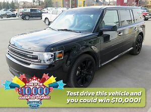 2016 Ford Flex SEL 3.5l TI-VCT v6, loaded, all wheel drive