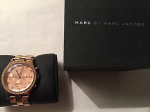 MARC JACOBS WATCH Downtown-West End Greater Vancouver Area image 2
