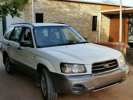 2003 Subaru Forester SUV Pottsville Tweed Heads Area Preview