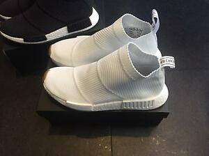 Adidas nmd city sock pk White Gum us 9 Felixstow Norwood Area Preview