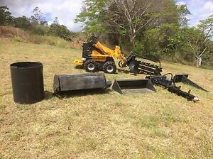 Hysoon Digger Veteran Gympie Area Preview
