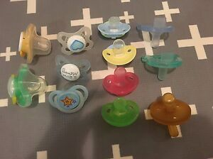 selling unused pacifier