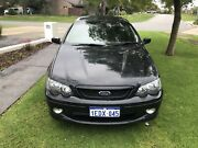 2004 BA Ford Falcon XR6 Sedan Willetton Canning Area Preview