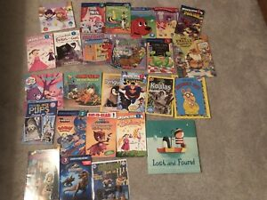 Children's kids books assorted all ages youth  over 50 books