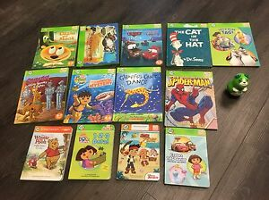 Tag, tag junior & leapreader books and reader