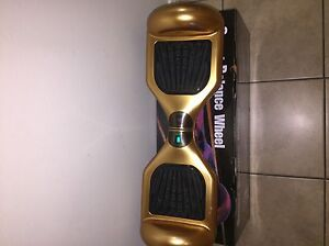 Gold Hoverboard London Ontario image 2