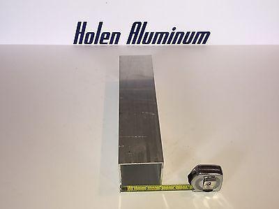 3 X 3 X .250 X 10 Length Square Aluminum Tube 6063-t52