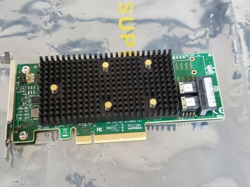 LSI 9400-8i (Lenovo 530-8i) 12Gbps Tri-Mode SAS SATA NVMe HBA JBOD updated SAS3
