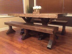 Console/Sofa Tables & Other Rustic Furniture  Edmonton Edmonton Area image 7