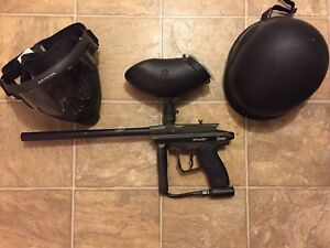 Paintball marker