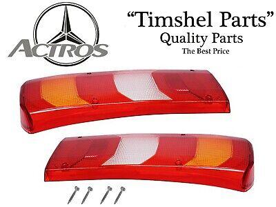 2 x Lichtscheibe links rechts passend für Mercedes Benz Actros MP4 Atego Antos