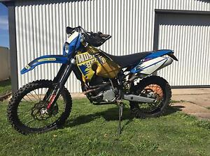 Husaberg FE650 2008 Tamworth Tamworth City Preview