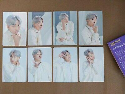 OFFICIAL BTS BANG BANG CON THE LIVE Mini Photocard [RM]Set 8pcs
