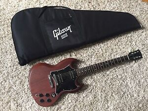 2016 Gibson SG Faded