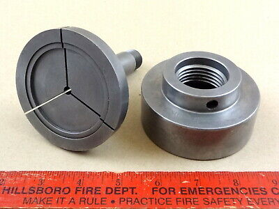 6k Step Collet And Spindle Collet Closer Tool 4 South Bend 10k Lathe 1 12 X 8