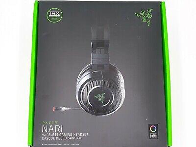 Razer Nari Wireless 7.1 Surround Sound Gaming Headset: THX Audio - Auto-Adjust