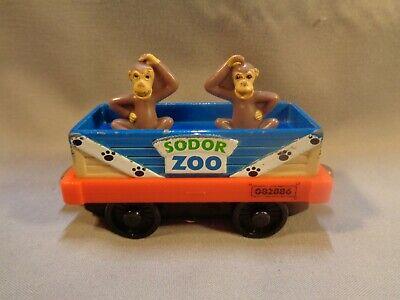 Thomas & Friends Take Along Die Cast Train 2006 Monkey Car Sodor Zoo Car (TH8) for sale  Tucson
