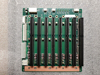Bpb Ez-trak Backplane Board For Bridgeport