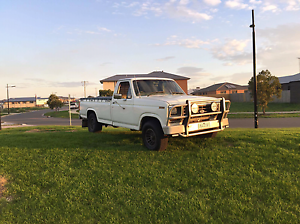 1985 Ford F100 XLT Geelong Geelong City Preview