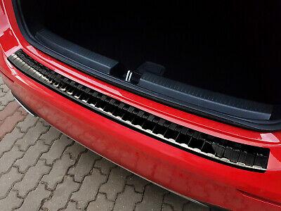 Ladekantenschutz Edelstahl Stoßstangenschutz für Mercedes A Klasse W177 ab 2018
