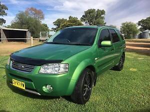 Ford Territory Ghia AWD 7 seats, Auto, Leather Nangus Gundagai Area Preview