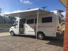 Mercedes Sprinter Motorhome Rosewater Port Adelaide Area Preview