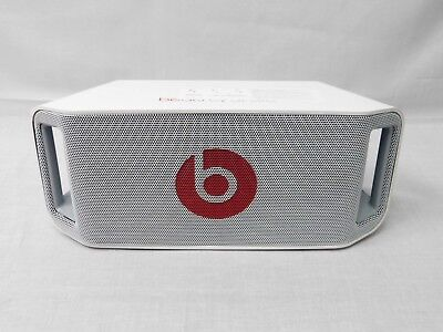 Beats by Dr. Dre Beatbox Beat box (900-00068-01) Portable Speaker White